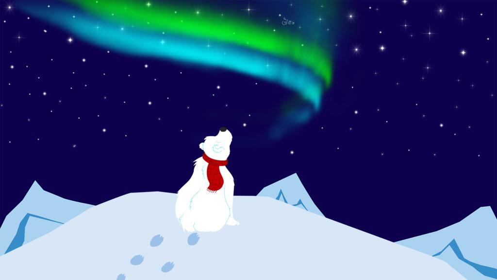 Most recent image: Aurora Borealis Wallpaper