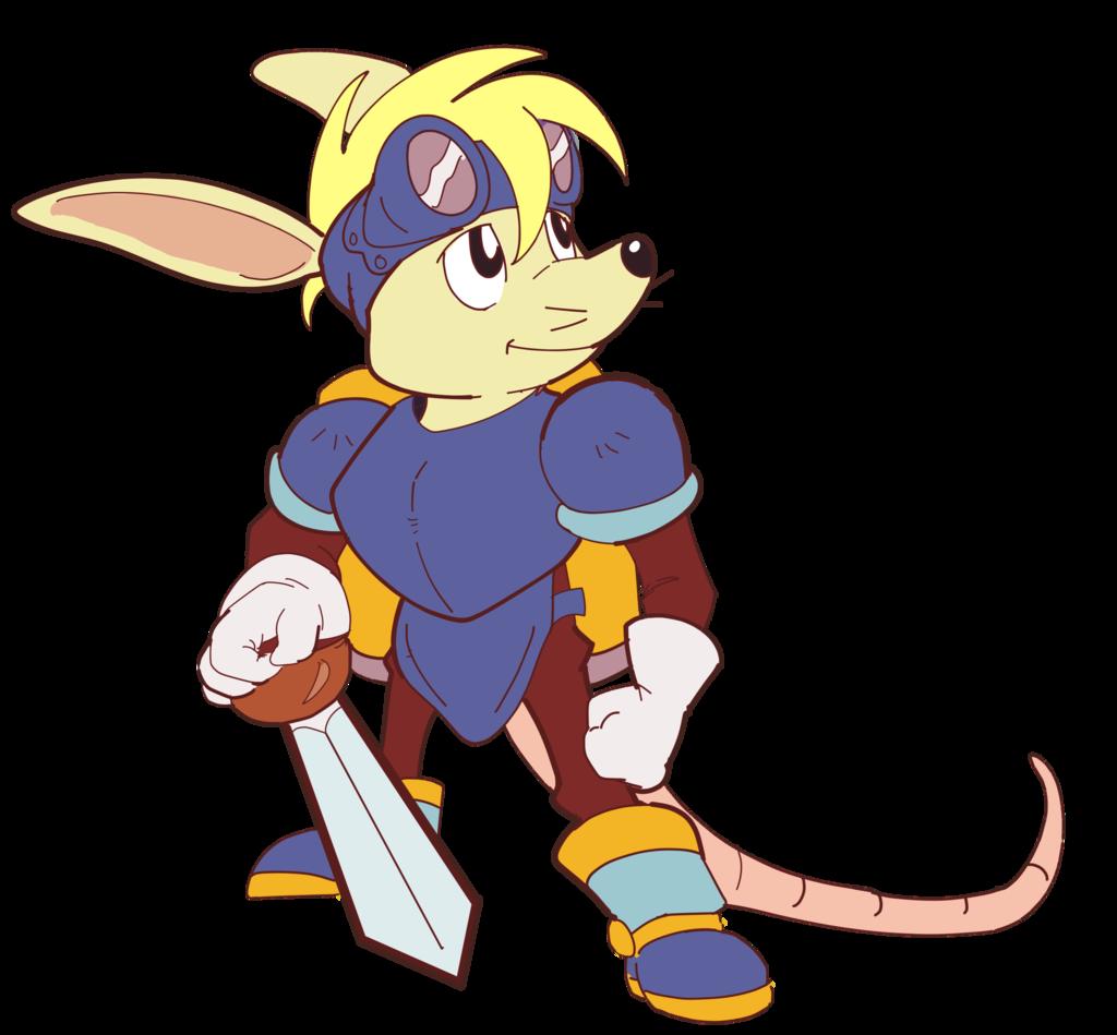 Sparkster Possum