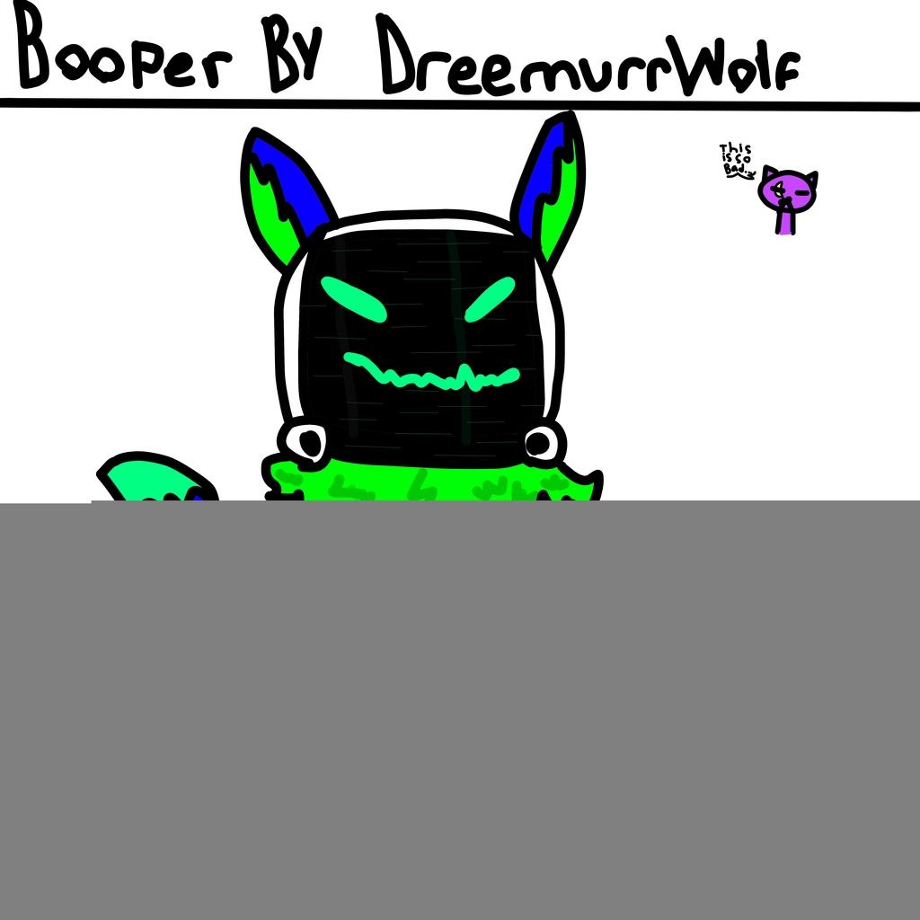 Booper For Dreemurr Wolf