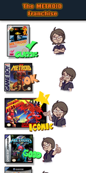 My Relationship to The Metroid Franchise.