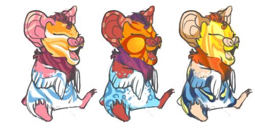 Moonbat adopts for arkyls