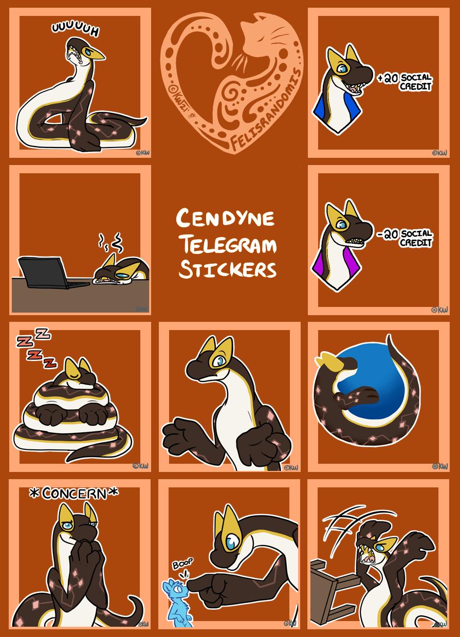 Telegram Cendyne 5