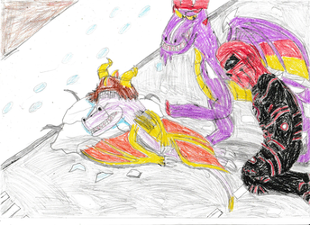 Alternative end for part 10 Legend of dragon