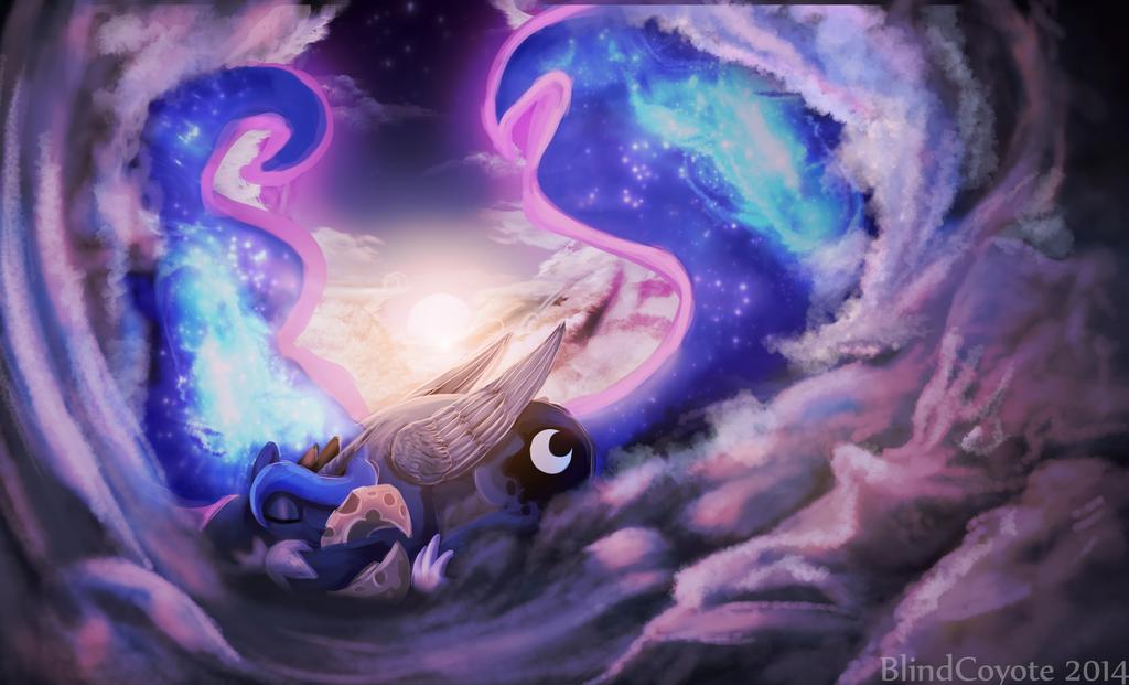 Luna's Slumber