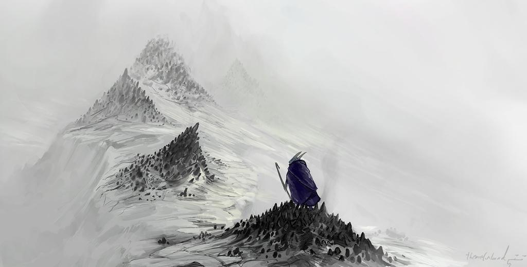 Mute mountains