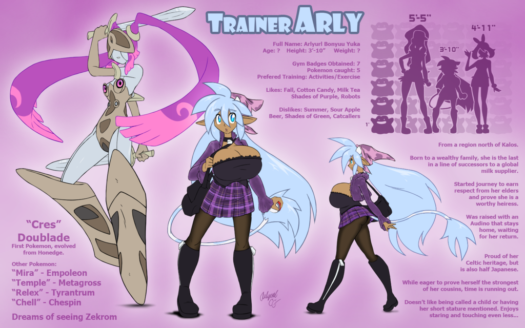 Trainer Arly