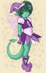 [Stream CM] Fairy? Witch? Dragon!