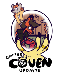 Critter Coven Page 48!!