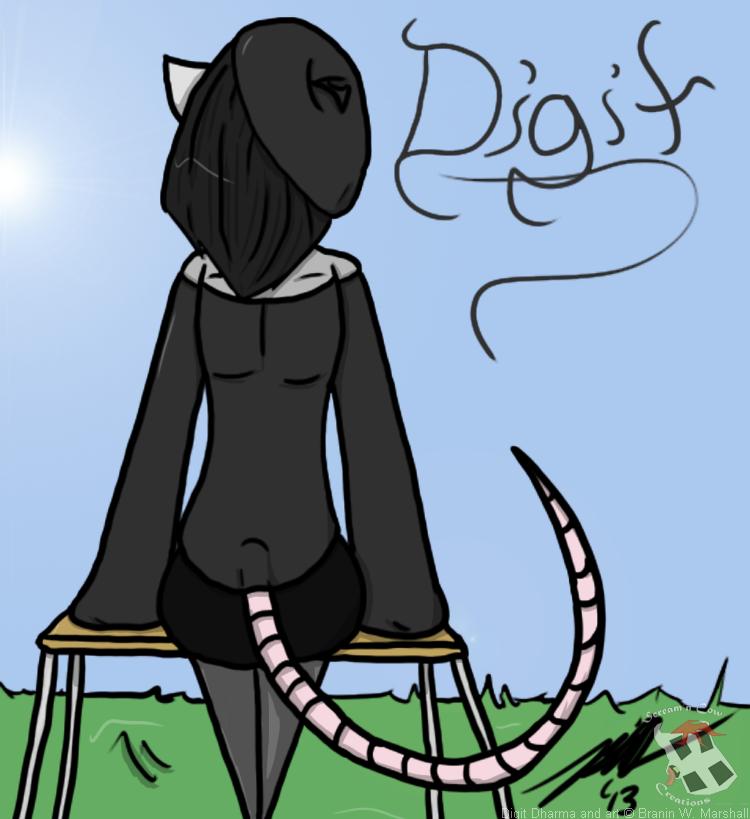 Digit's Back