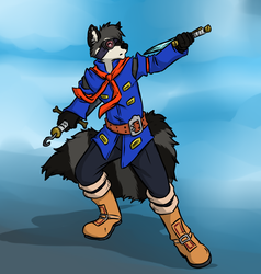Vyse by aggro_badger