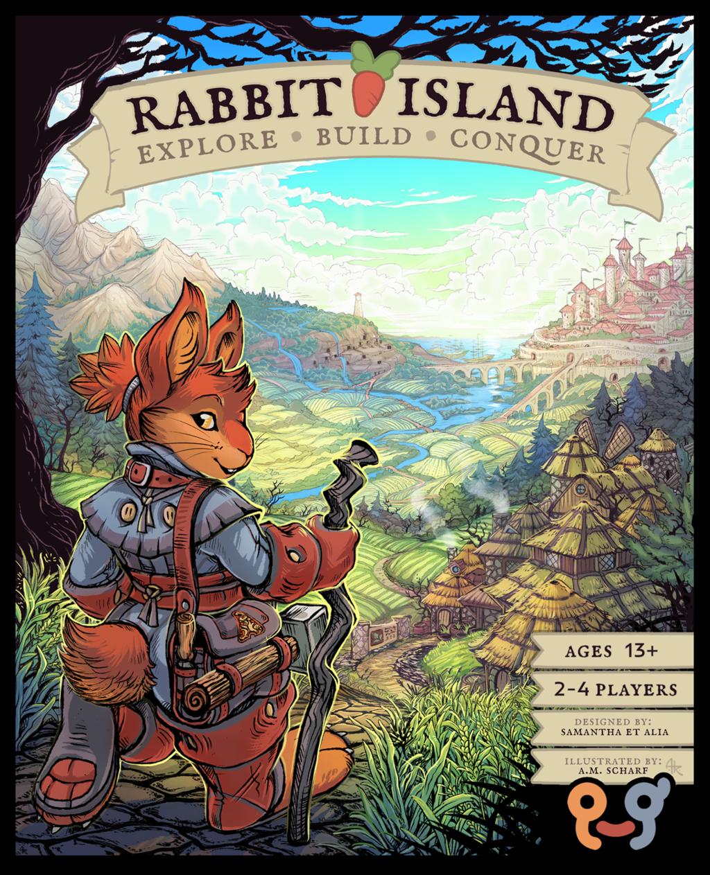 .Rabbit Island - Cover Art.