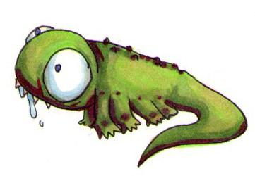 Little Lizard Thing