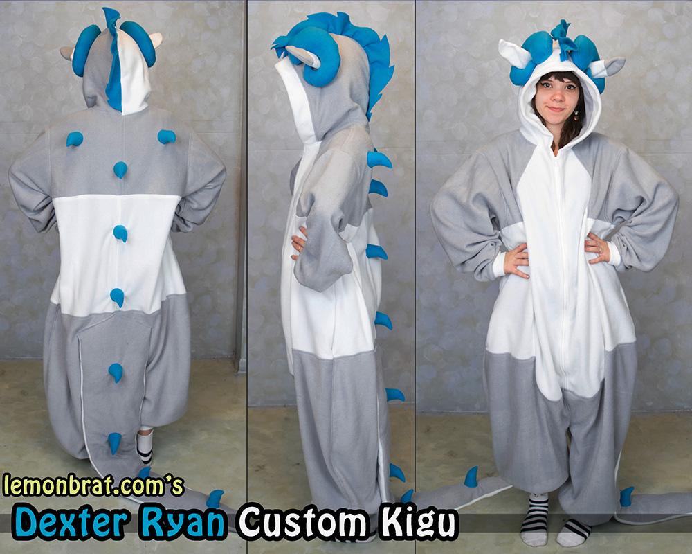 Dexter Ryan Custom Kigu