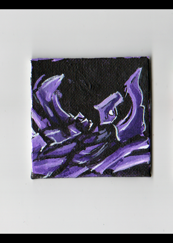 purple abstract auction ebay