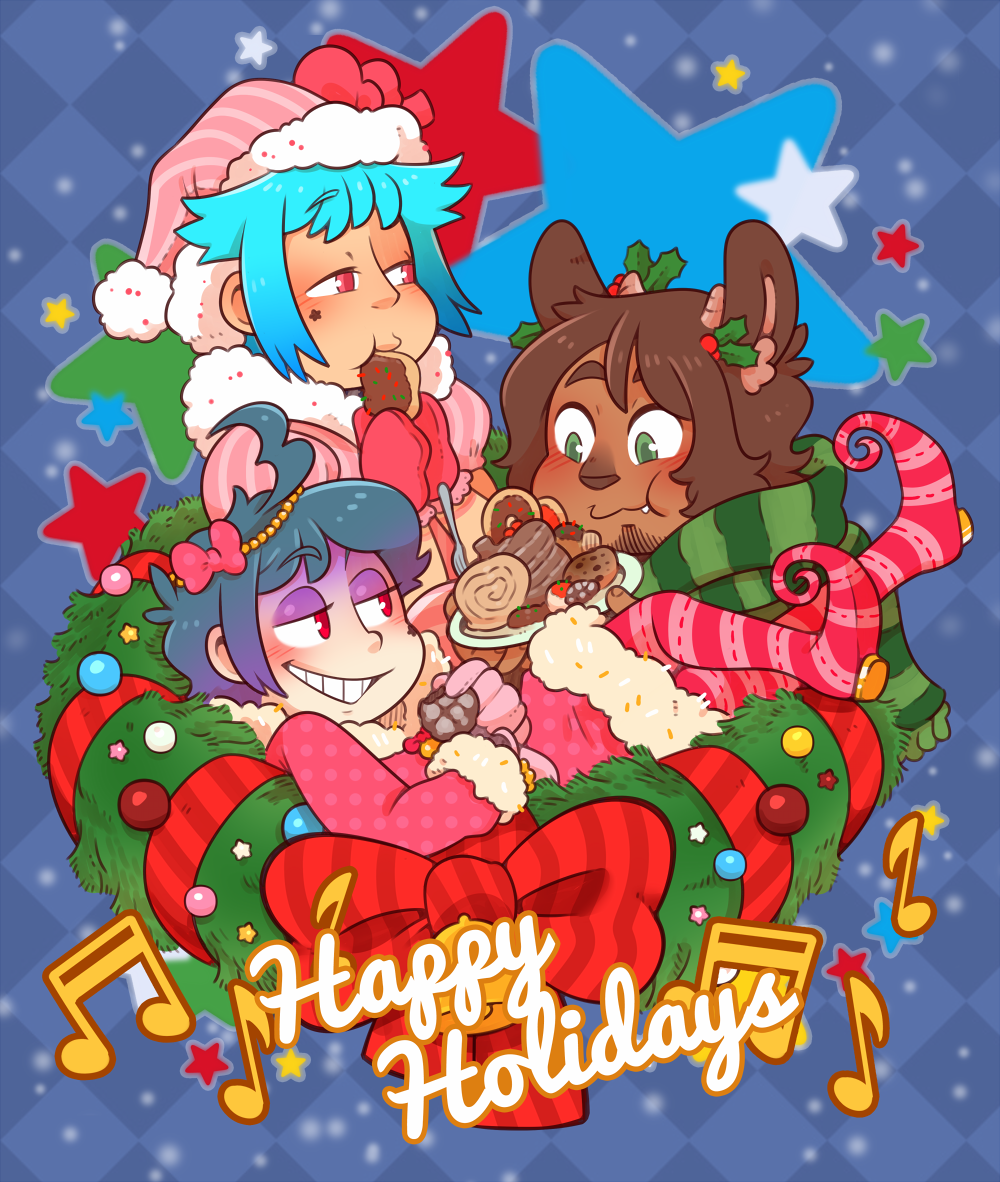 Solanaceae - Happy Holidays - 2018