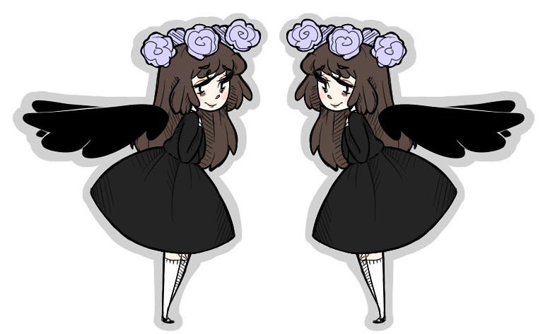 Ghostflowers