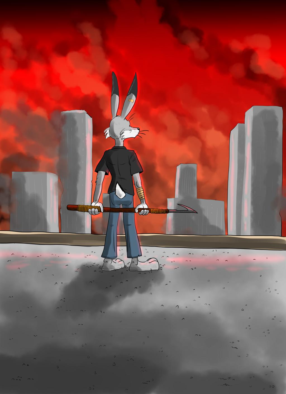 Rooftop Vigil