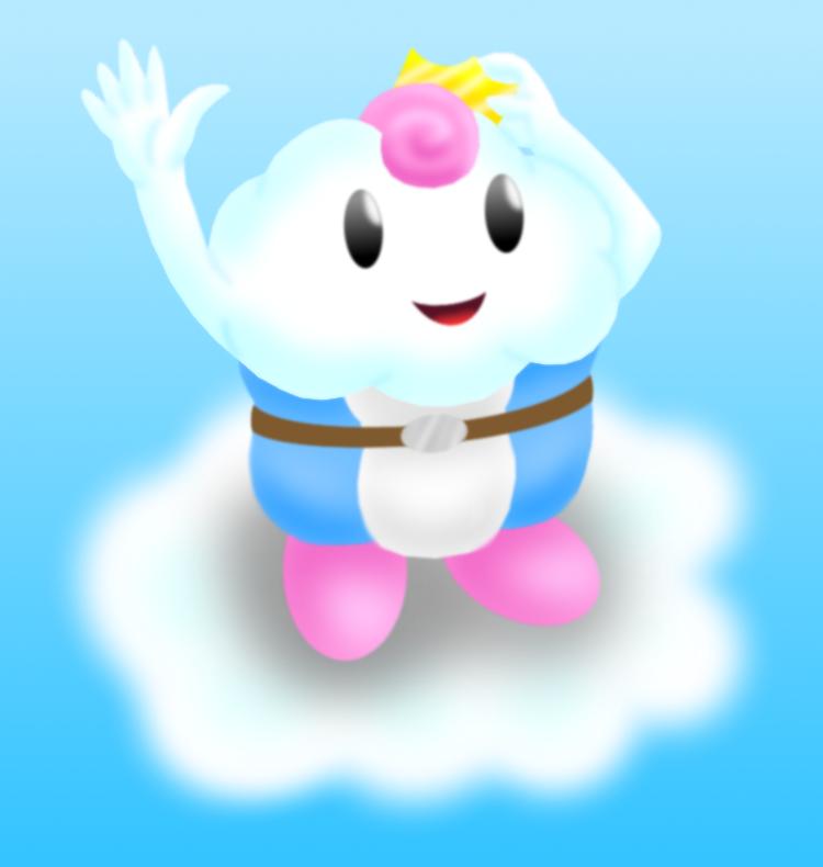 Super Mario Mallow
