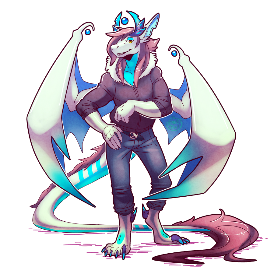 Zakagi Dragon