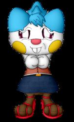 Penny the Pachirisu