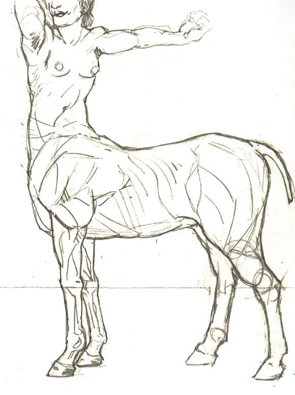 Most recent image: horsebuilding