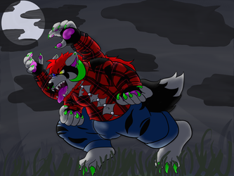 WereJabby (clothed)