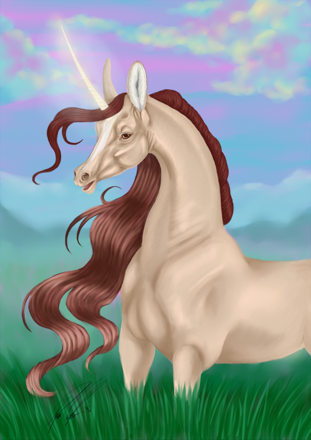 Unicorn for Kittysama