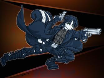 Heroic Action Pose! - By Auradeva