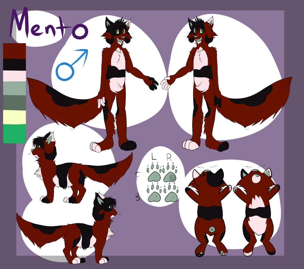 Official Mento ref sheet 2014 :SFW version: