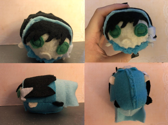 Burn the Witch Noel Niihashi Stacking Plush Commission