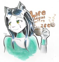 A vida começa depois do café