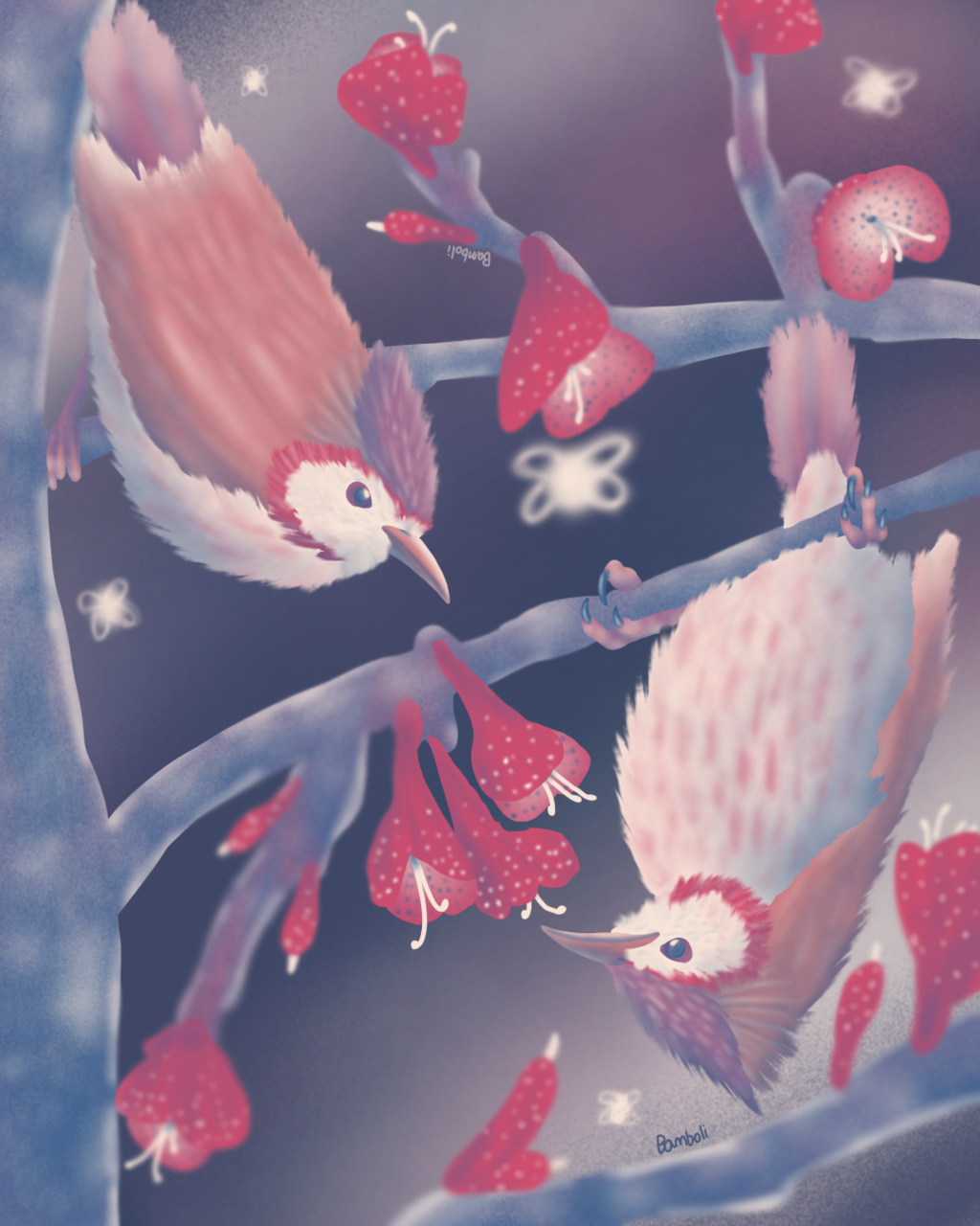 Most recent image: Color Palette Challenge Birds 2