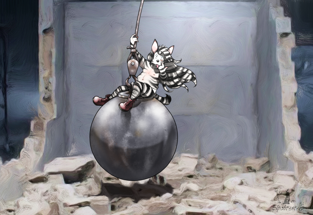 Riding the successful wrecking-ball