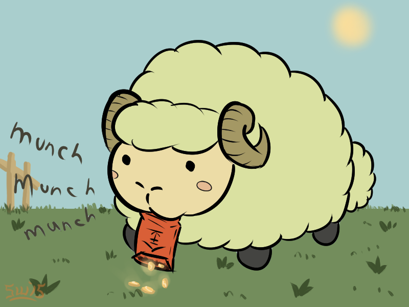 happy sheep year