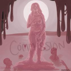 Slime Venus - Commission