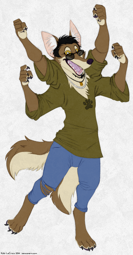 Four-Armed Coyote Commission