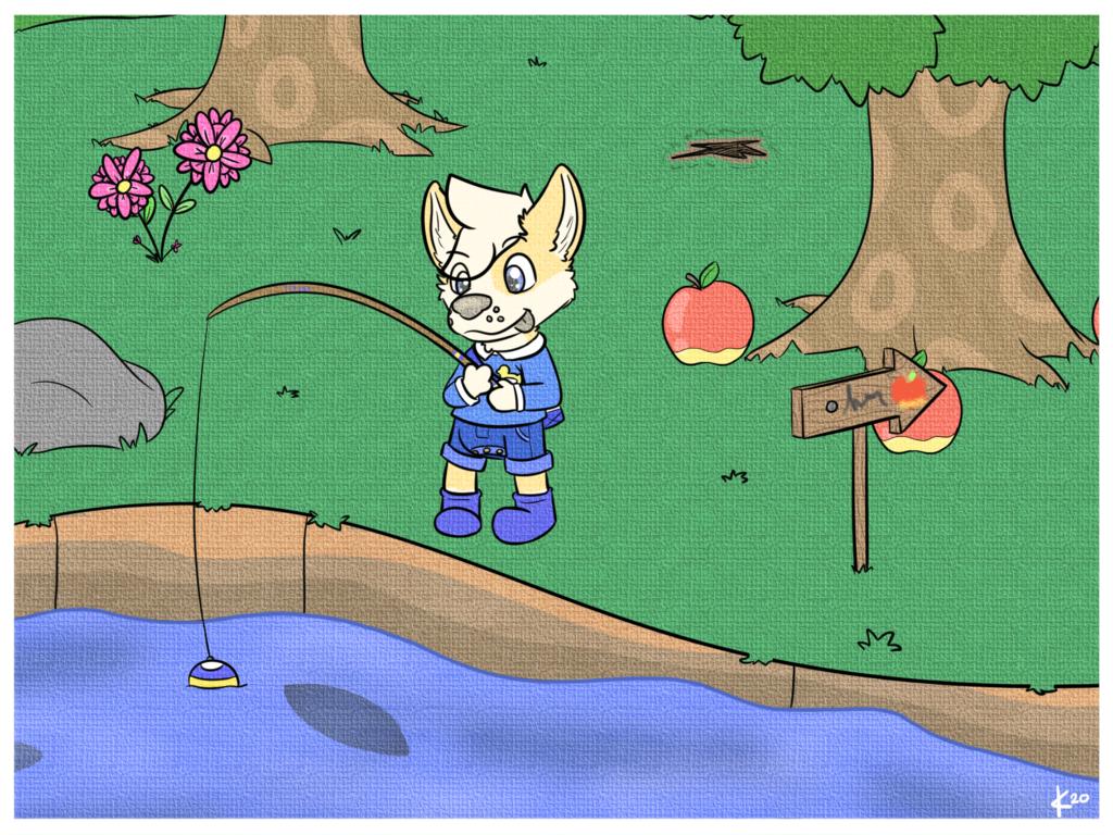 [P] Fishin'