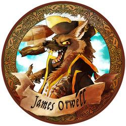 EF24 Badge - James