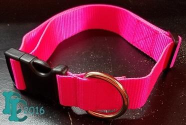 Hot Pink Collar