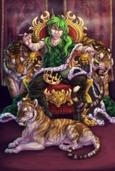 Drug Money Tigers