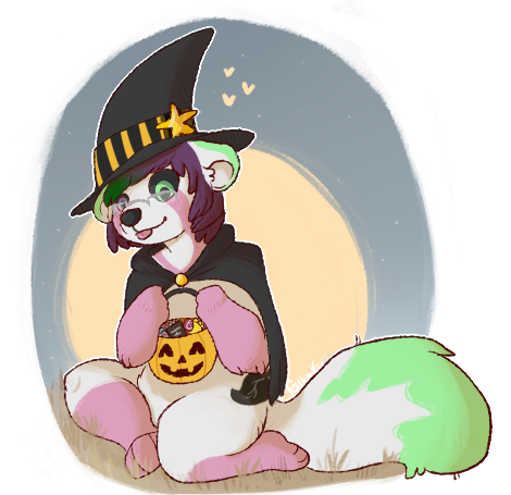 Witch Candy