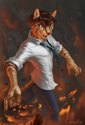 Desmond, The Inferno