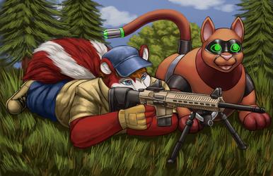 Sirkain's shooty