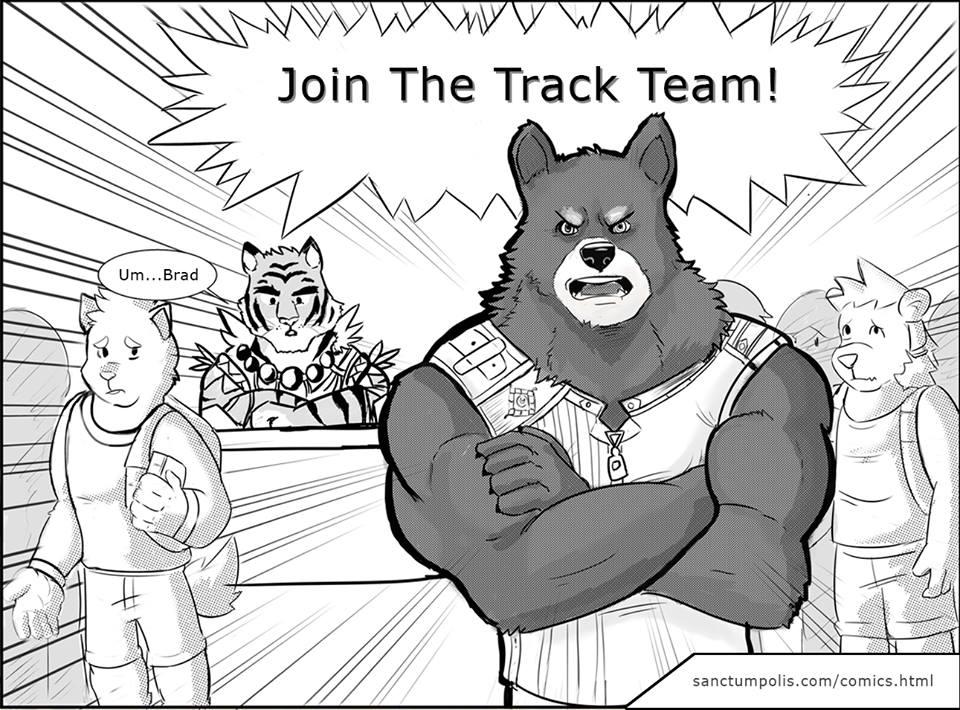 Featured Friday - M:INI Comic 4: Recruitment