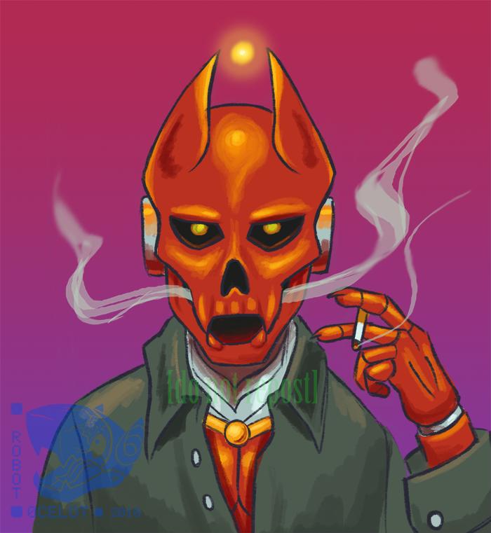 Spicy Robo