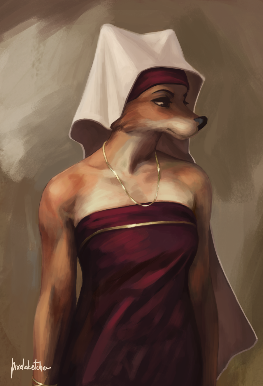 Most recent image: Maid Marian