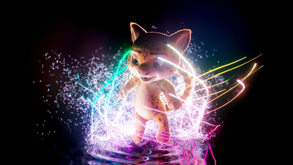 Magical Feline