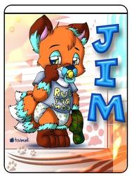 Jim's Sleepy Tavitag By: Tavimunk