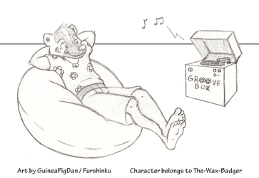 Wax-Badger listens to some tunes