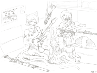 Free Before the Thunderstorm (WIP)